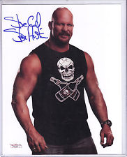 Stone Cold Steve Austin autographed picture: wreslingcardnudastuf.weebly.com/store/p1/Stone_Cold_Steve_Austin...